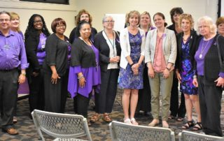 World Elder Abuse Awareness Day Group Photo